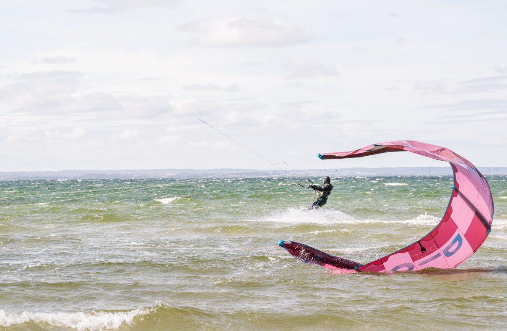 Backstalling jak rozpoznać inaprawić przepadający latawiec kitesurfingowy