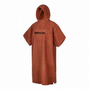 PONCHO MYSTIC 2021 PONCHO REGULAR RUSTY RED