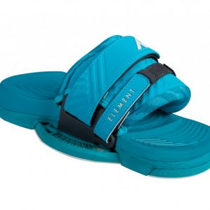 PADY+FOOTSTRAPY AIRUSH 2021 ELEMENT DARK TEAL